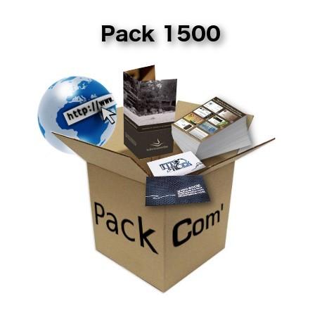 Pack de Com' 1500