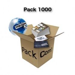 Pack de Com' 650