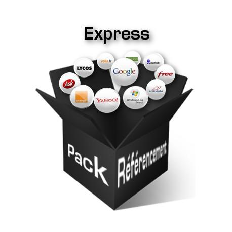 Référencement 'Express'